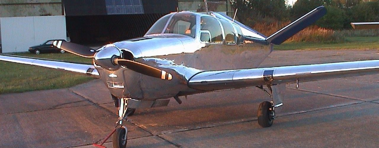 Talk:Beechcraft Bonanza - Wikipedia